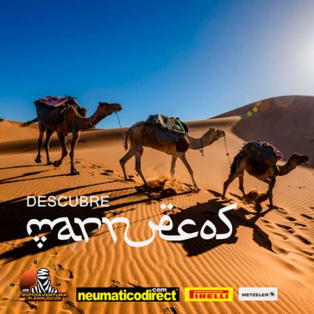 Motoaventura Marruecos en moto